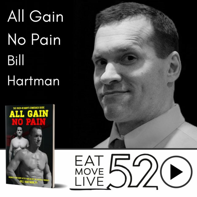 Bill hartman all gain, no pain