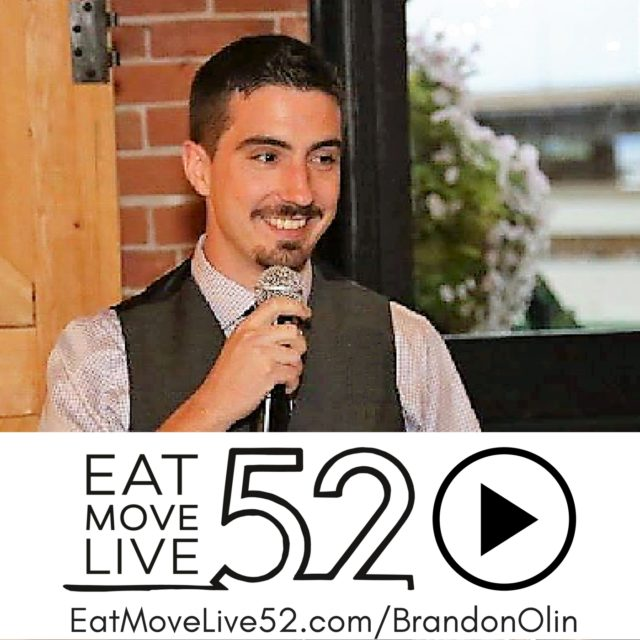 Ergonomics and long term health with Brandon Olin