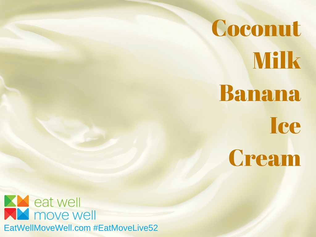 how to make icecream out of coconut cream and milk