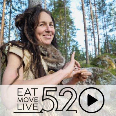 Daan Timmers and the Paleo Expedition EatMoveLive52 Podcast
