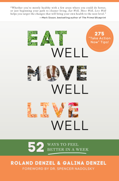 Eat well move well live well 52 ways to feel better in a week eat well move well live well 52 ways to feel better in a week malvernweather Images