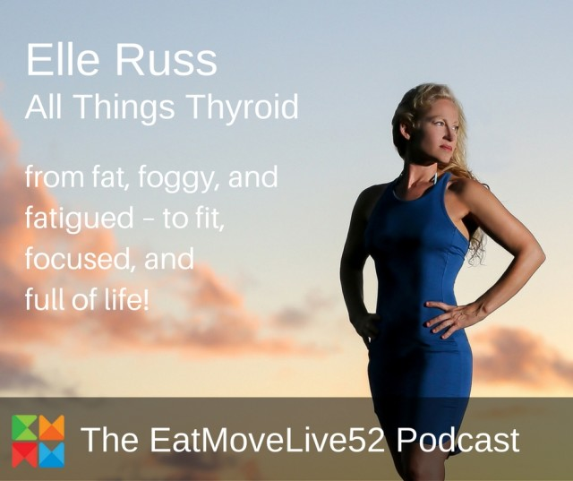 Paleo Thyroid Solution – Podcast Interview with Elle Russ