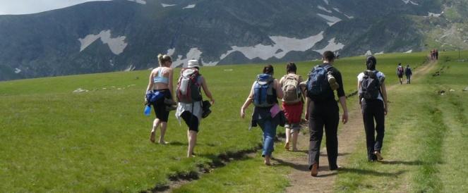 Everyone should be walking