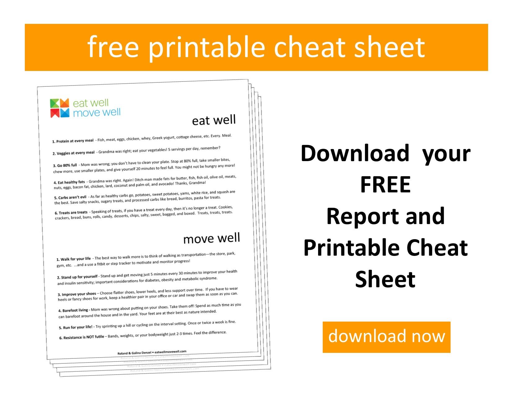 cheat sheet CTA new