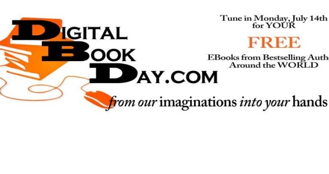 Digital Book Day is July 14th!