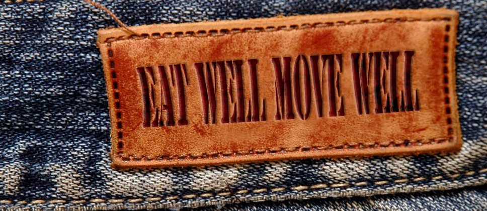 Eat Well Move Well Podcast #11
