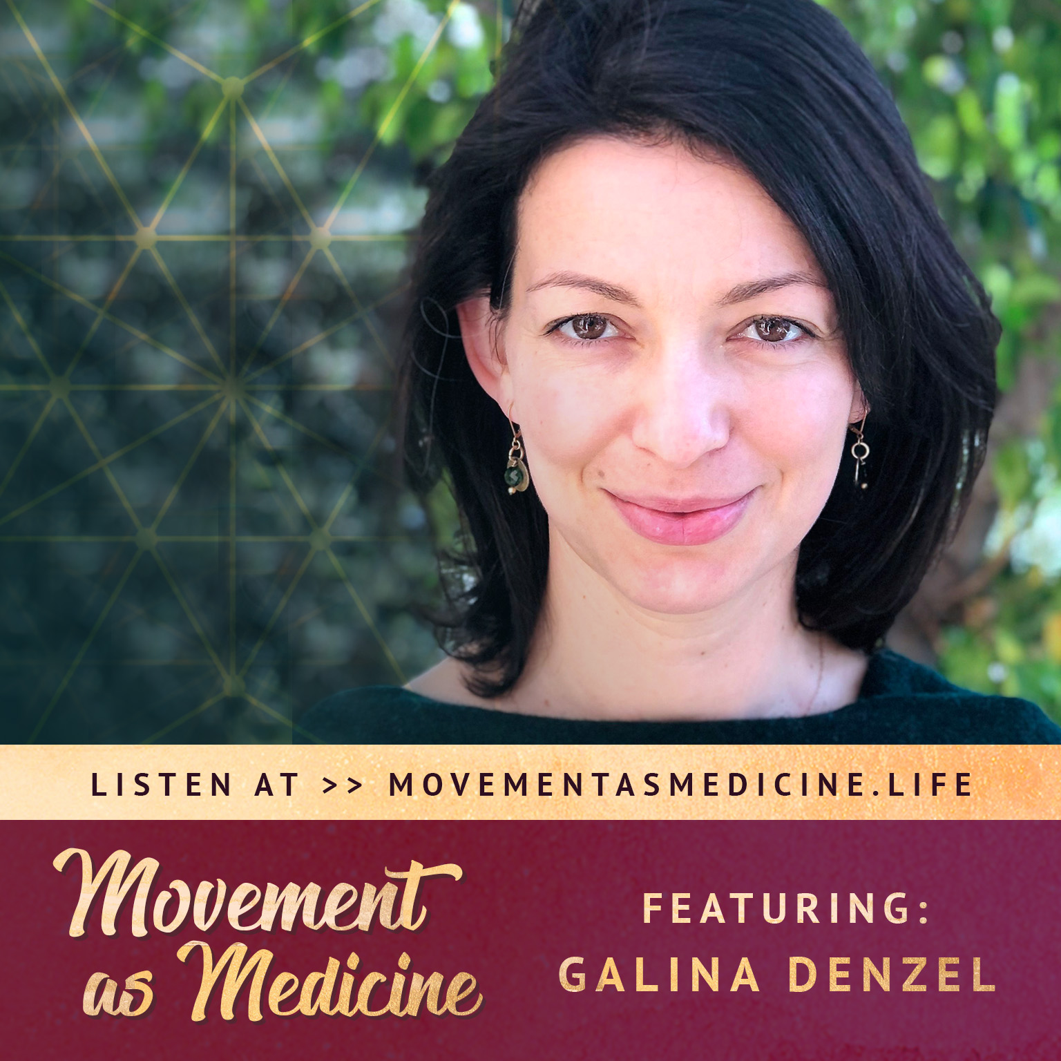 galina denzel movement as medicine summit