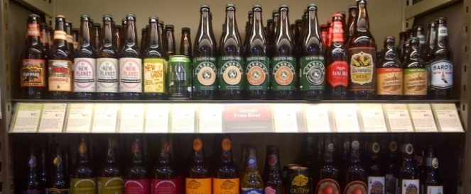 More Gluten Free Beer Reviews, plus some Hard Ciders