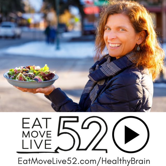 Healthy Brain with Chef Annie Fenn, MD