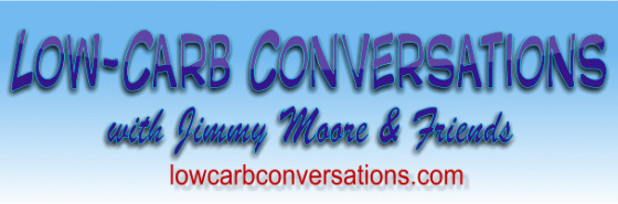 Roland a guest on Low Carb Conversations Podcast #100