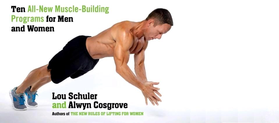 REVIEW OF LOU SCHULER & ALWYN COSGROVE'S 'THE NEW RULES OF LIFTING SUPERCHARGED'