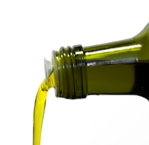 olive oil spout small