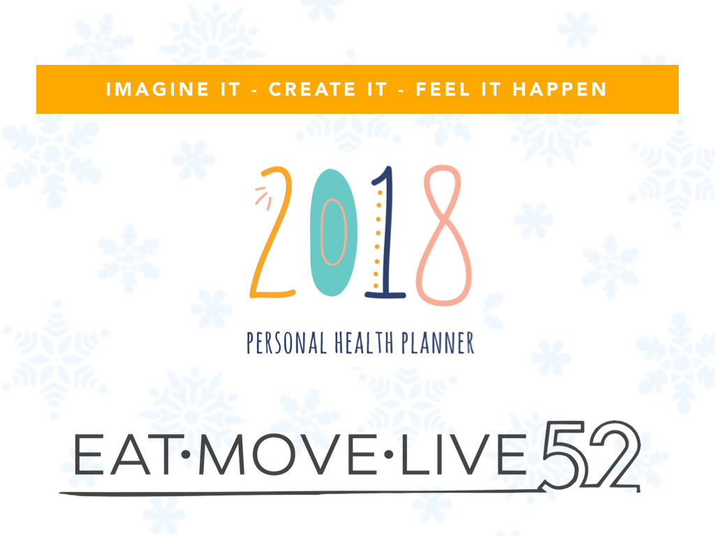 visualize healthy 2018 vision board