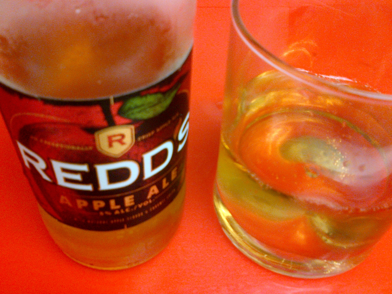 redds apple ale gluten free beer cider