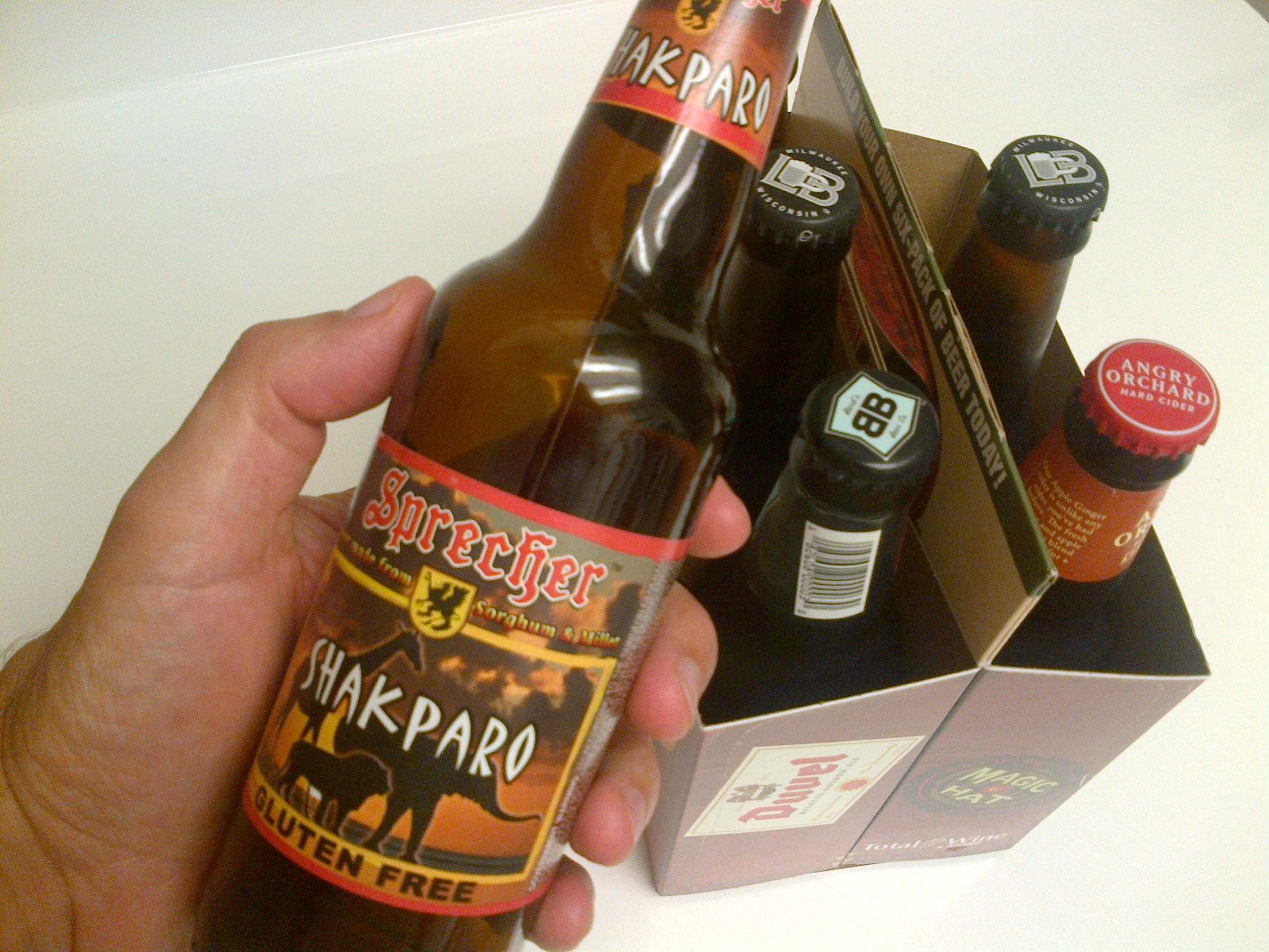 Redbridge Gluten Free Sorghum Beer Round Two of Gluten Free Beer