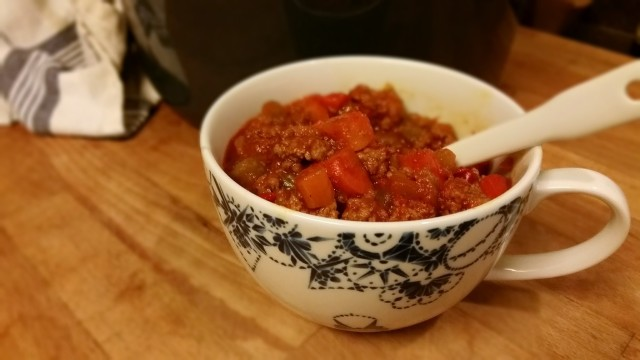 wild boar chili recipe