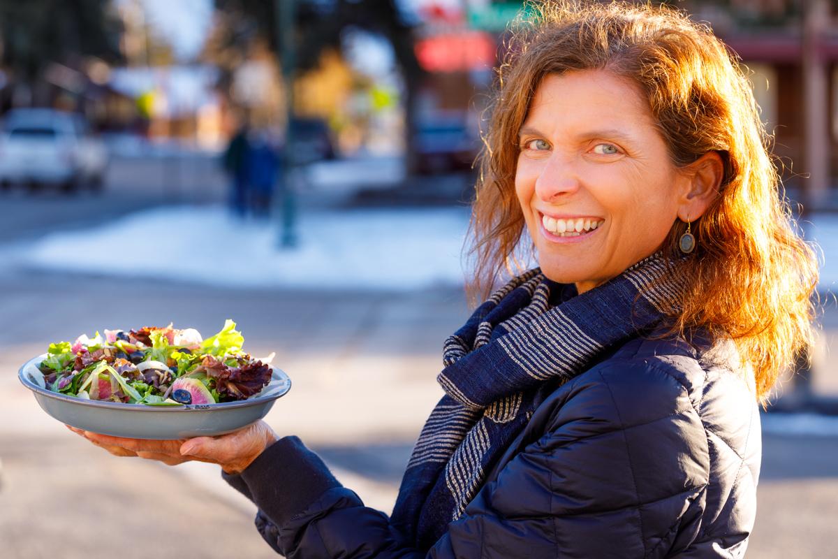 Annie Fenn Superfood Salad brain health