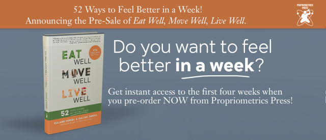 Do you want to feel better in a week?