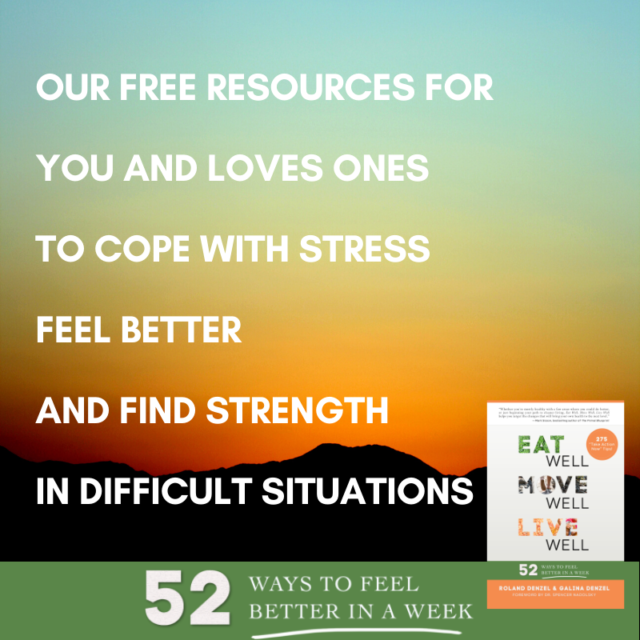 Free resources to help you in difficult times