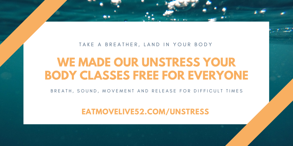 Unstress Your Body - Free