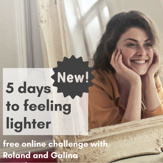 Want to feel lighter and have more energy?