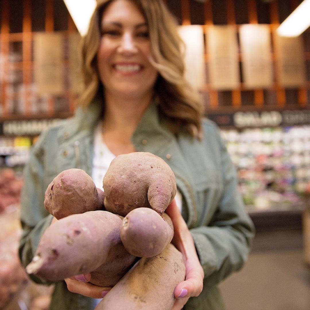 Maria Hickman Sweet Potatoes