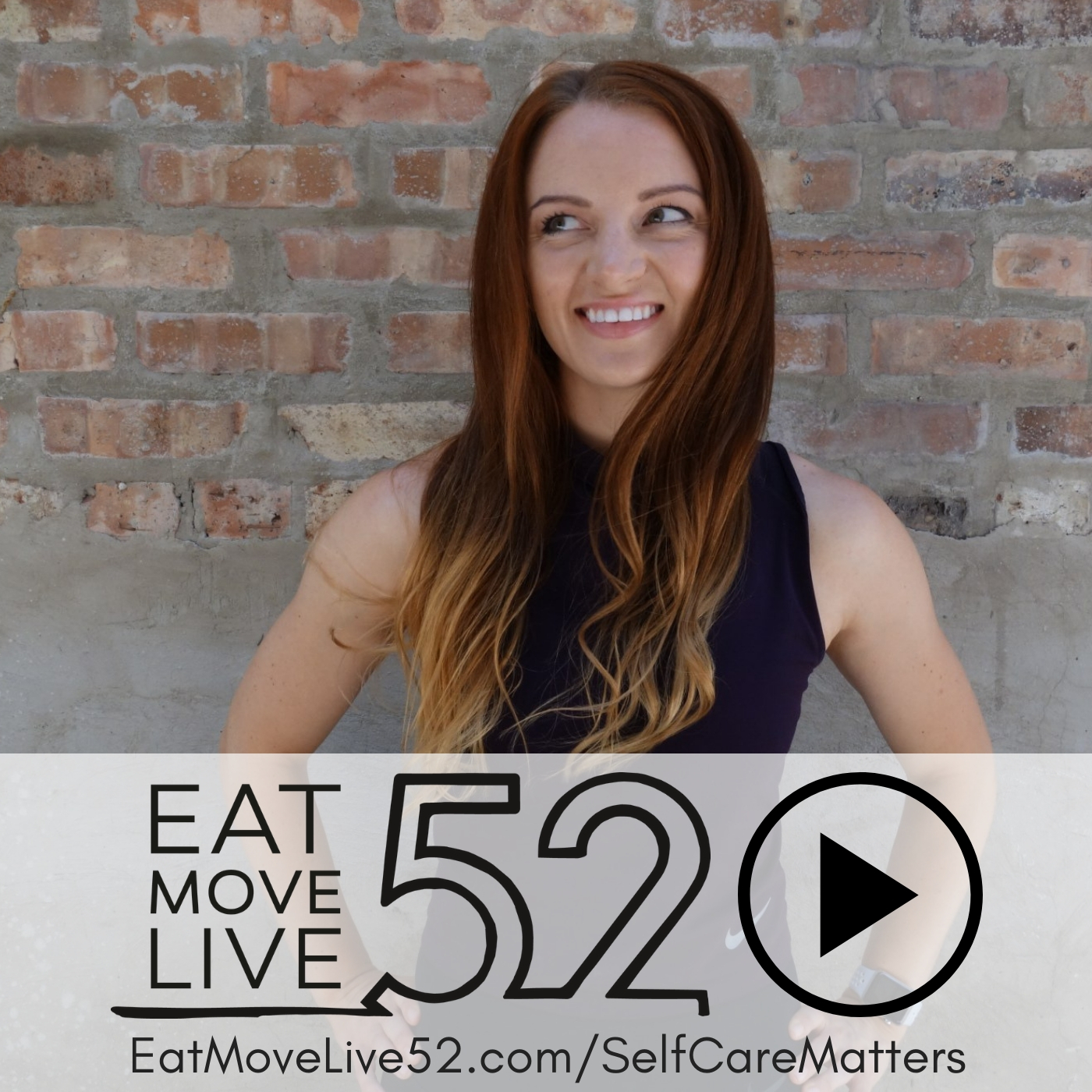 k aleisha fettters talks about the importance of self-care