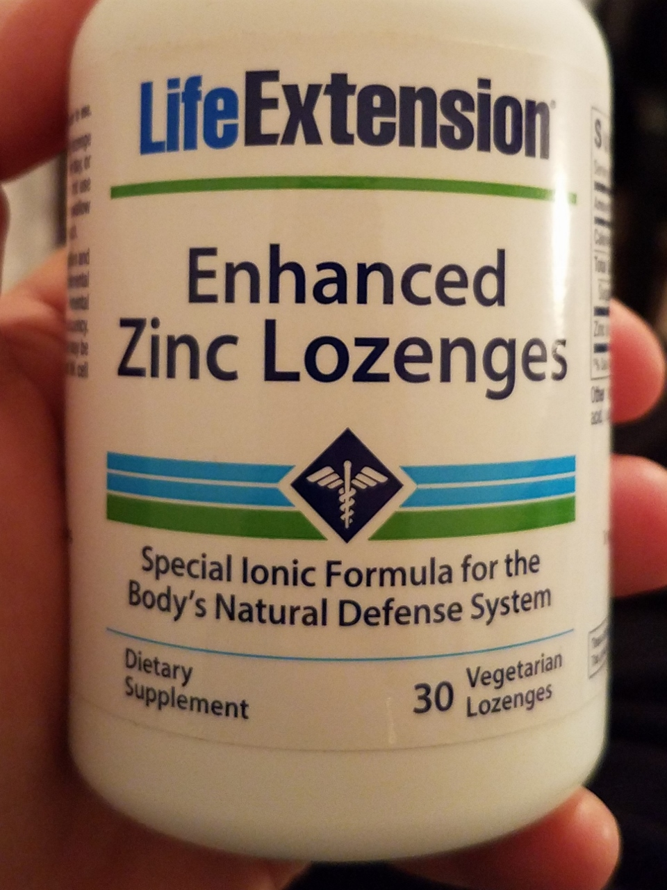 Stop a Cold with Zinc a natural cold remedy