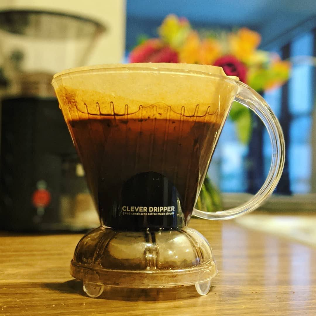 how to make better coffee at home with clever dripper