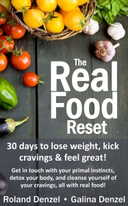 The Real Food Reset on Amazon
