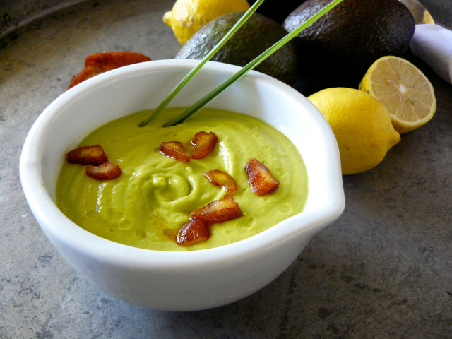 Four chilled summer soups